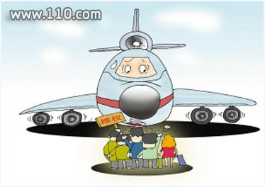 范才铁谈拦飞机维权该不该 律师访谈图片